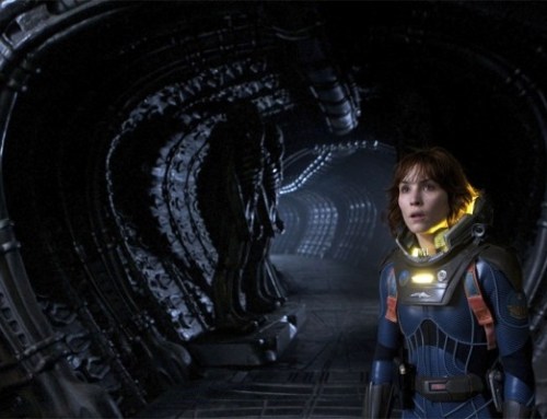 Thoughts On Prometheus (2012)